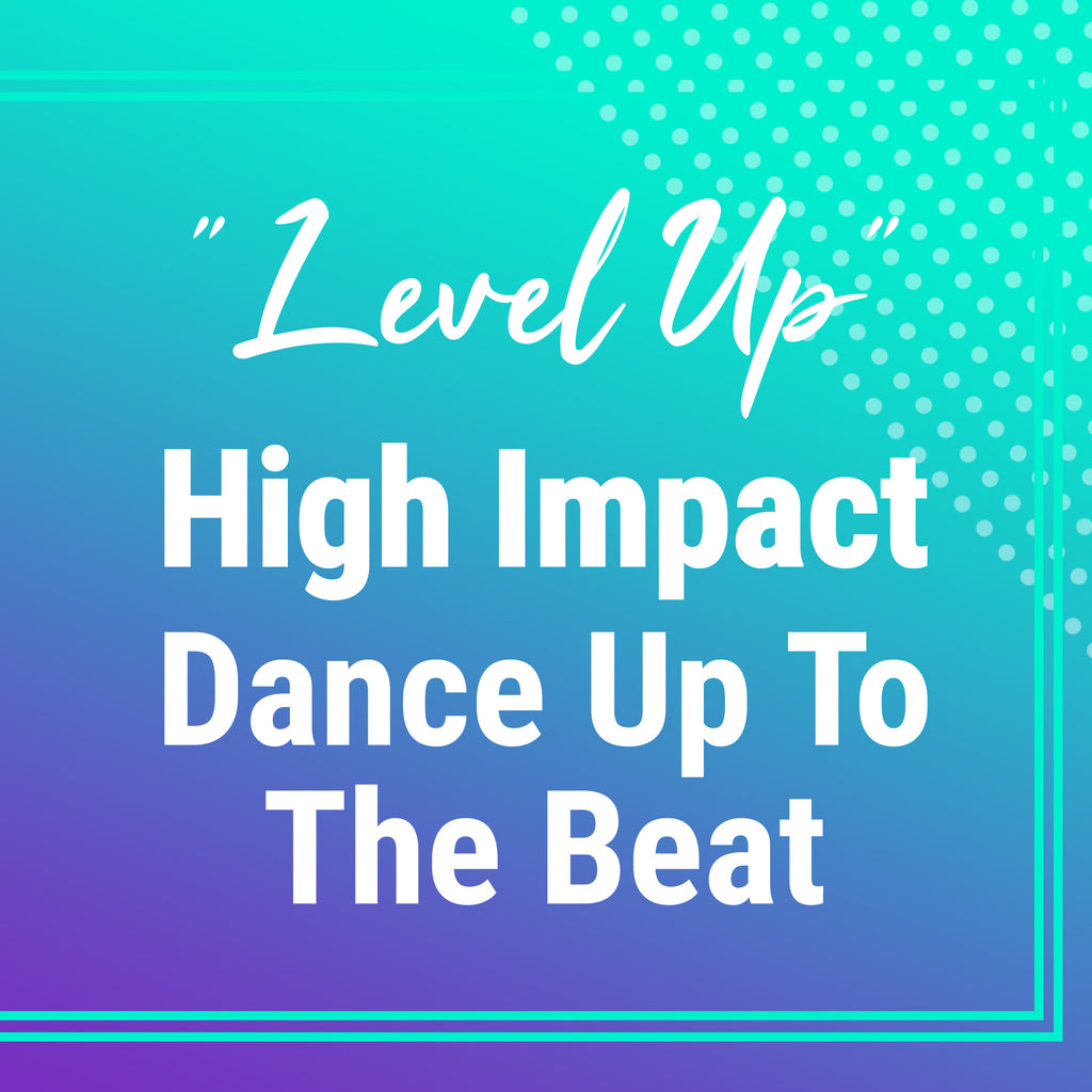 'LEVEL UP' by Ciara // HIGH IMPACT 'Dance Up To The Beat' 🔥