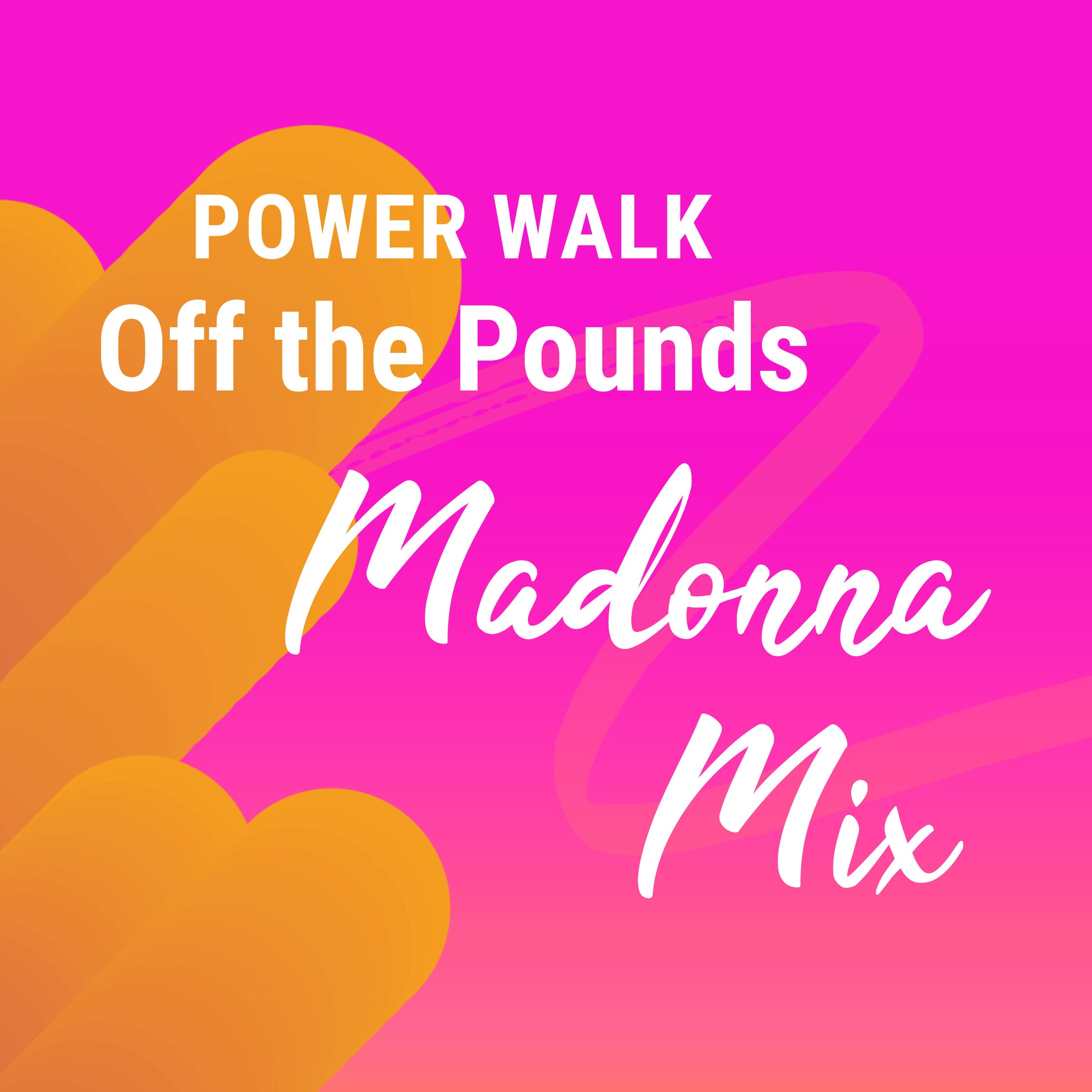 *MADONNA MIX* POWER WALK OFF THE POUNDS | SHED INCHES + LOSE FAT