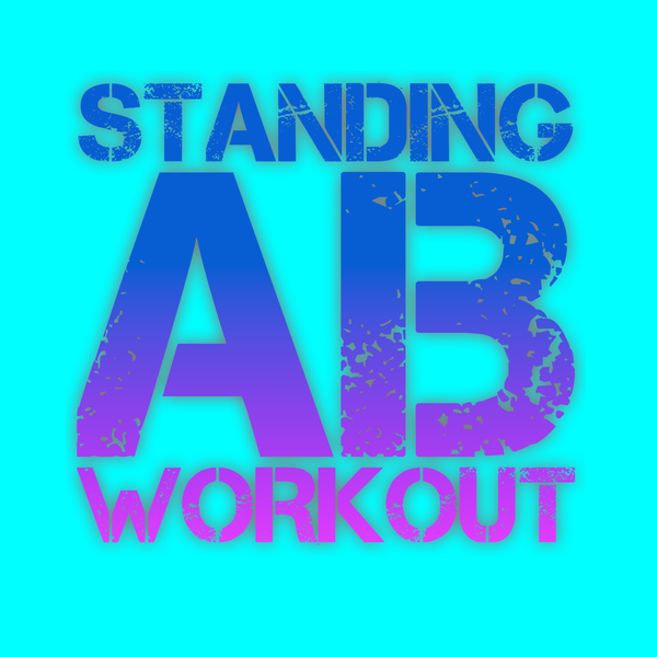 Standing Cardio Beginner AB Workout! Low Impact But High Energy!!!