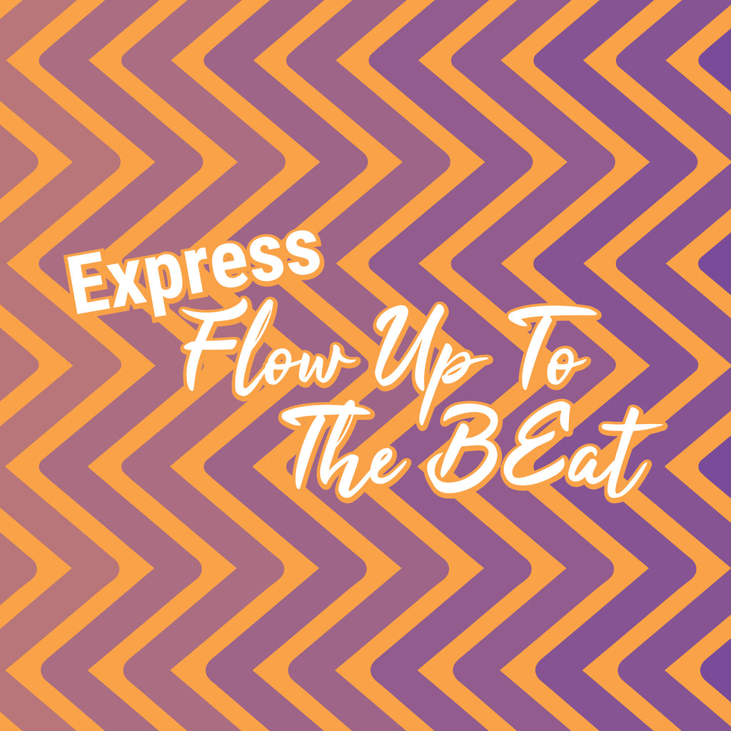 Flow Up To The Beat | Express 10 Minute Stretch Session 🧘‍♀️