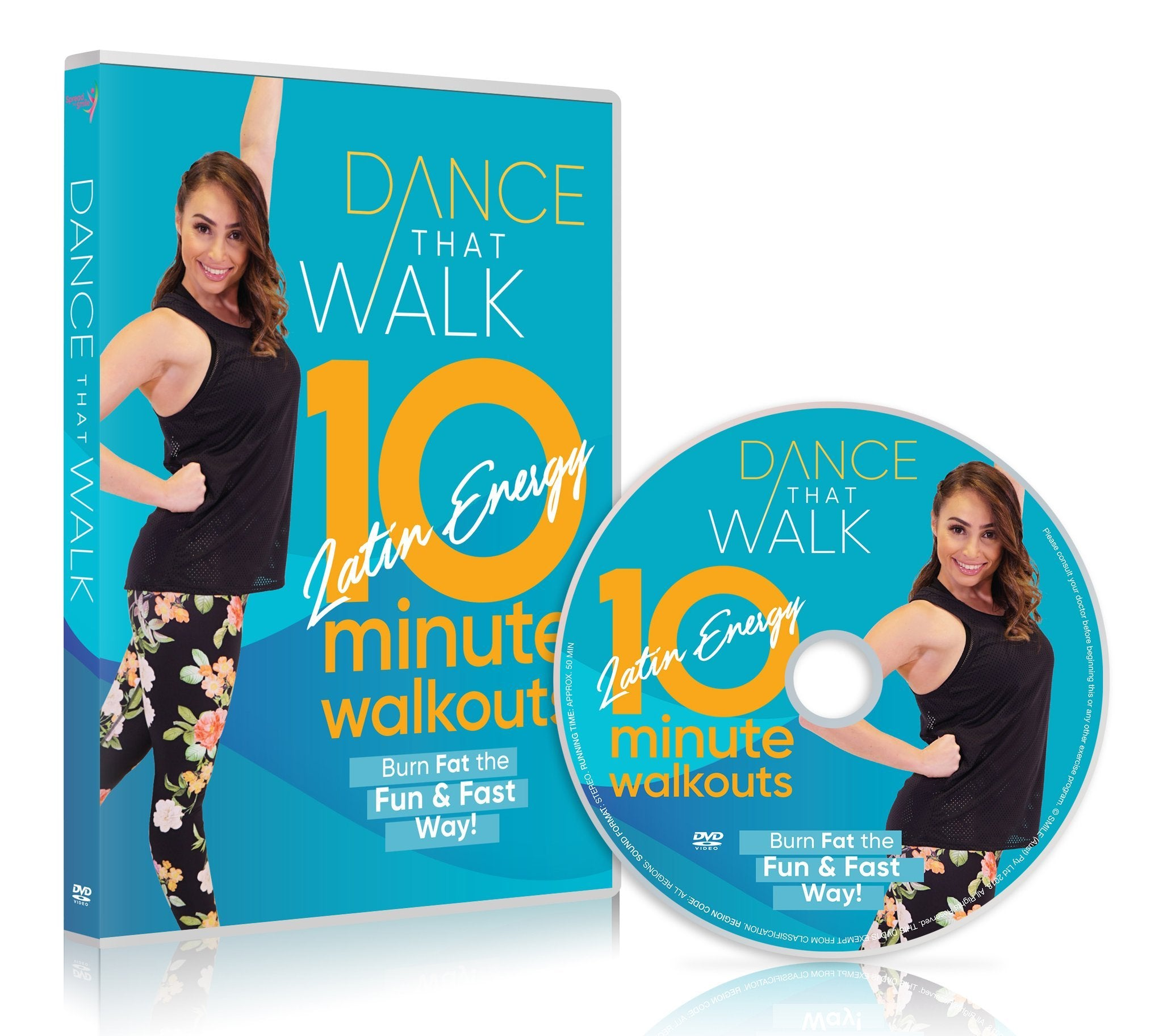 Dance That Walk | 10 Minute Latin Energy Walkouts