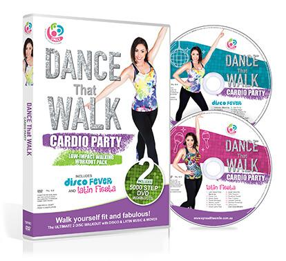 Dance That Walk | Cardio Party