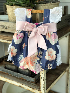 Lovely Lilac Sunsuit