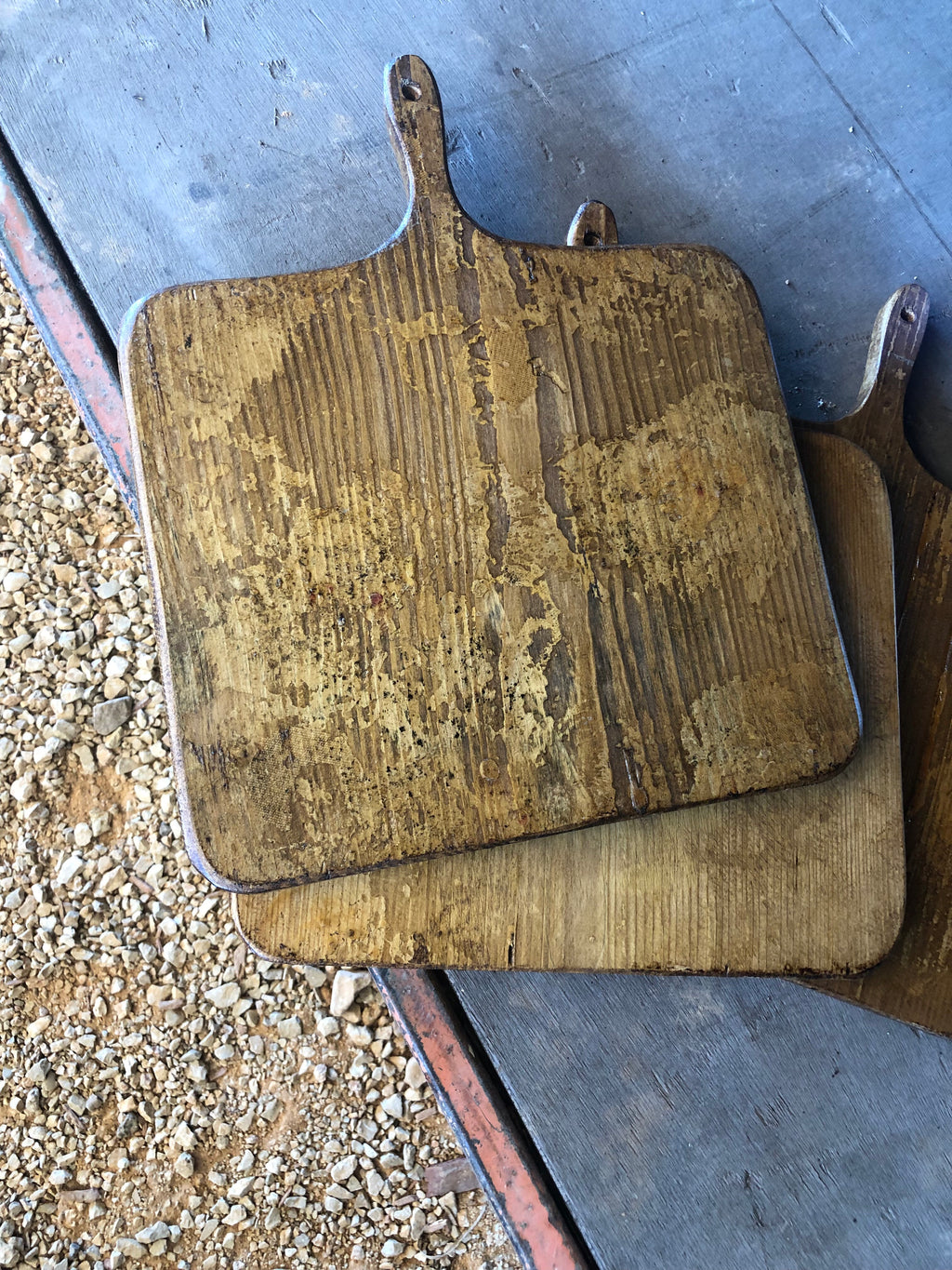 Old European Bread Board Rectangle