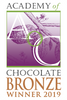 Academy of Chocolate 2019 Bronze Award