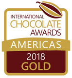 LUPHIA - International Chocolate Awards 2018 Gold Award