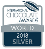 International Chocolate Awards 2018 Silver Award