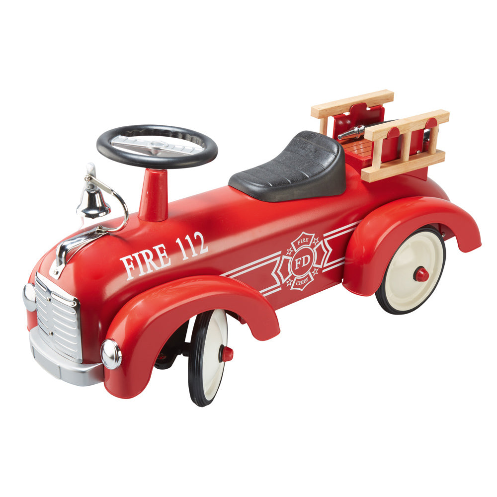Goki Ride On Vehicle Fire Brigade