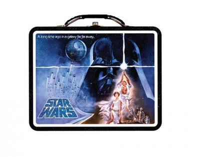William Valentine Collection Star Wars A New Hope Carry All Tin