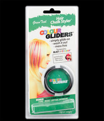 Colour Gliders Hair Chalk Glider/Stick Green