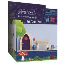 Irish Fairy Door Garden Set