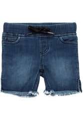 Bardot Junior Shorts Knit Floyd Mid Blue #