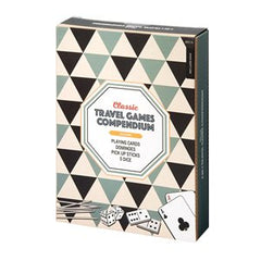 Independence Studios Classic Travel Games Compendium 4 in 1
