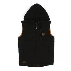 Alphabet Soup Ryder Vest Black