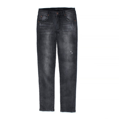 Alphabet Soup Bowie Jean Smokey Grey #