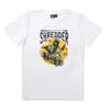 Alphabet Soup Tee Shredder White*
