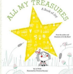 Book - All My Treasures A Book of Joy