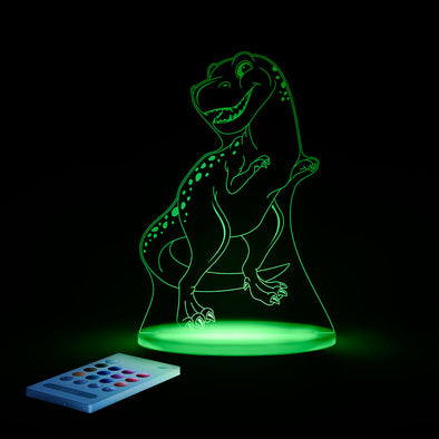 Aloka LED Sleepy Light - TRex - Dual Powered