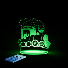 Aloka LED Sleepy Light - Train - USB