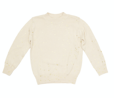 Bella & Lace Golden Goose Cotton Jumper Nudi #