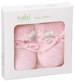 Toshi Organic Mittens Marley Blossom