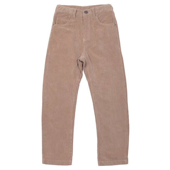 Paper Wings Cord Trousers Stone #