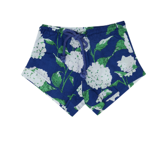 Bella & Lace Shorts China Plate Hydrangea #