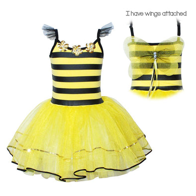 Pink Poppy Buzzy Bee Dress
