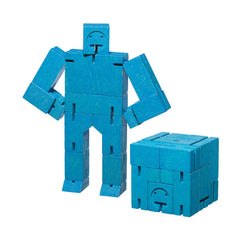 Cubebot Small - Blue