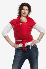 ByKay Essential Baby Carrier - Red