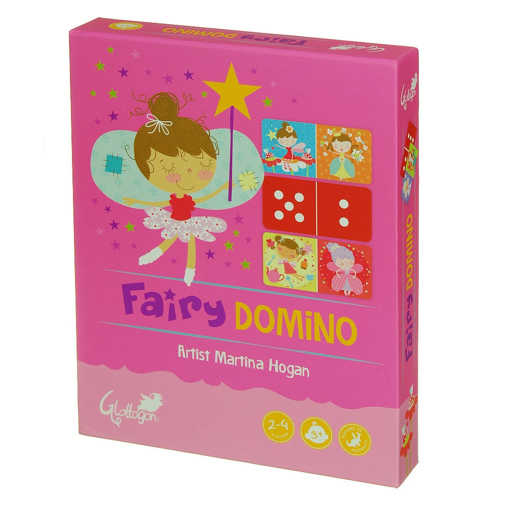 Glottogon Domino Fairy