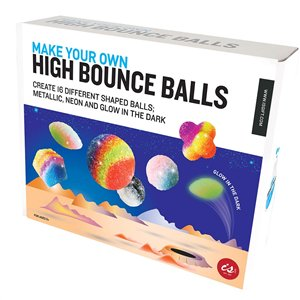 Independence Studios Make Your Own High Bounce Balls