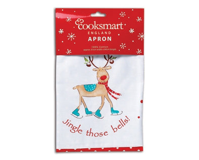 Cooksmart Apron Jingle Those Bells