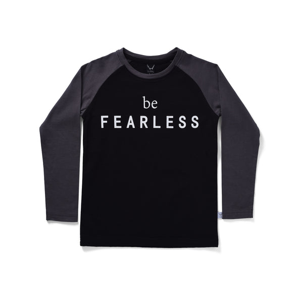 Littlehorn Be Fearless L/S Tee +