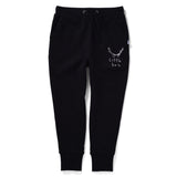 Littlehorn Cuff Trackpants Black *