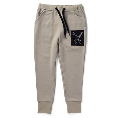 Littlehorn Cuff Trackpants Desert *