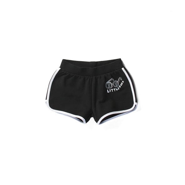 Littlehorn Short Runner Black ^