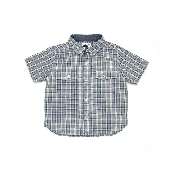 Sudo Mini Wolfe S/S Shirt Checked Out ^
