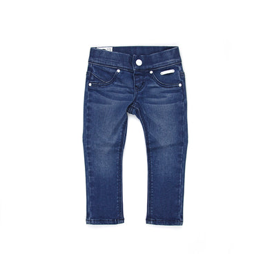 Sudo Denim Jeans Sunday Yoga Brushed Indigo ^+