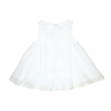 Sudo Pearl Dress Shear White #