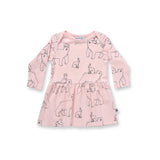 Minti Baby Forest Buddies Dress Ballet