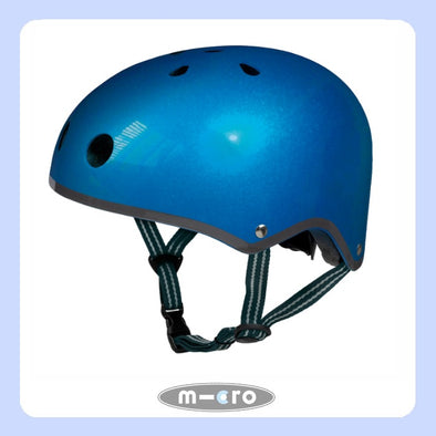 Micro Scooter Helmet Blue
