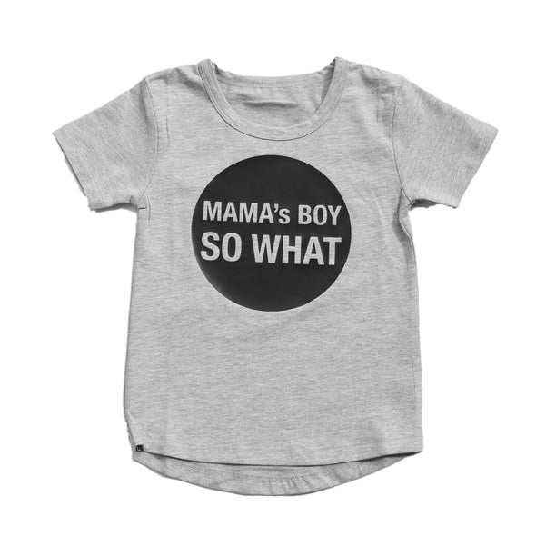 Little Lords Mama's Boy Tee^