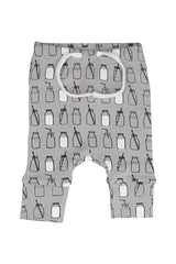 Gaia Long Pants Milk Bottle #