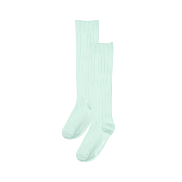 Rock Your Kid Knee High Socks Mint*#