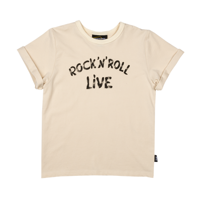 Rock Your Kid S/S T-Shirt Rock N Roll *#