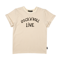 Rock Your Kid S/S T-Shirt Rock N Roll
