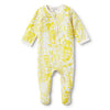Wilson & Frenchy Mellow Yellow Long Sleeve Zipsuit ^+