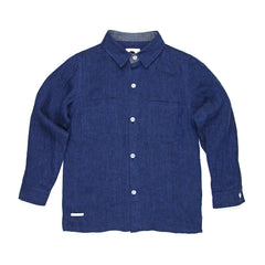 Sudo Lawson L/S Shirt Midnight