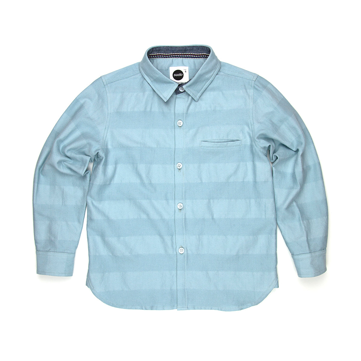 Sudo Kai L/S Shirt Sea Green  *